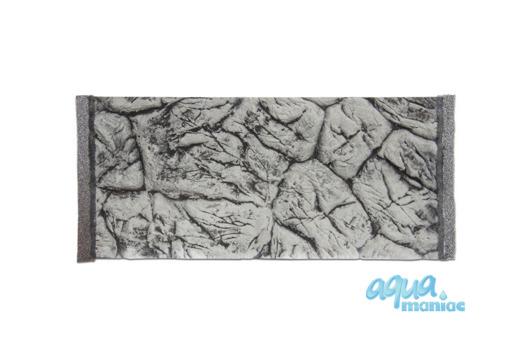 3D grey thin background 57x27cm
