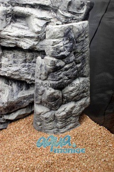 Aquarium Filter cover grey 48cm height