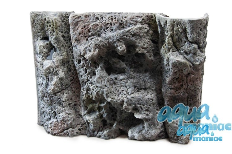 Modules of Limestone Background to fit 100X60cm aquarium