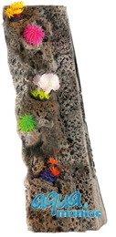Module Limestone Background 10x40cm with corals