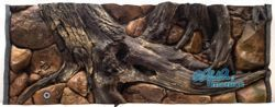 3D amazon background 117x45cm