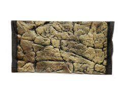 3D thin rock background 47x27cm