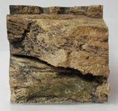 3D Beige Rock Background Sample