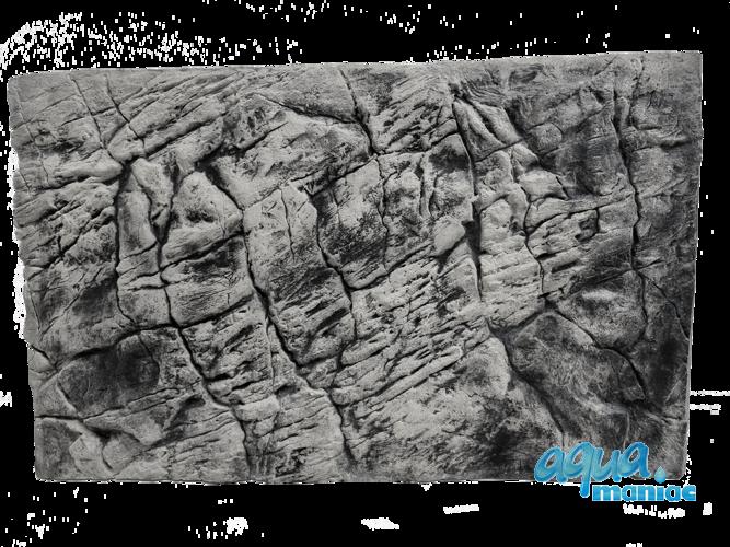 3D Foam Rock Grey Background Module size 60x55cm