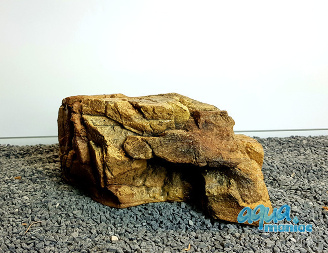 Aquarium Terrarium medium and small ledge - bundle of 2