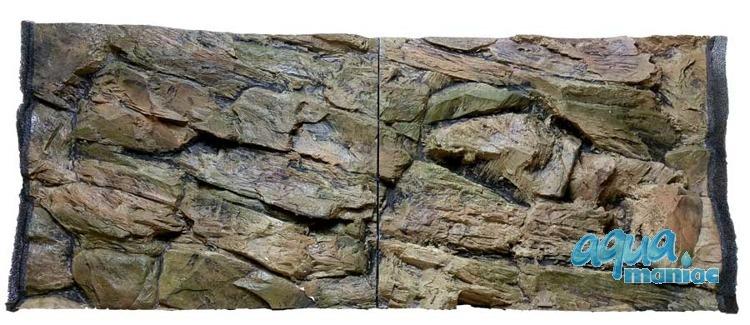 JUWEL RIO 125 3D rock background 78x42cm