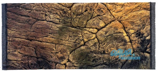 JUWEL RIO 400 3D thin rock background 147x58cm in 3 sections