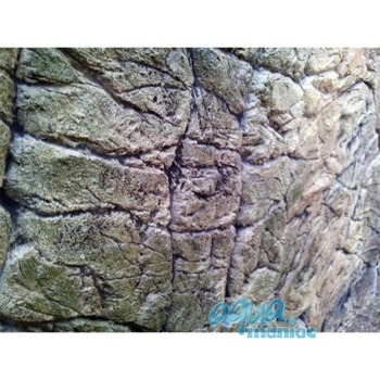 JUWEL Trigon 190 3D thin rock background in 2 sections