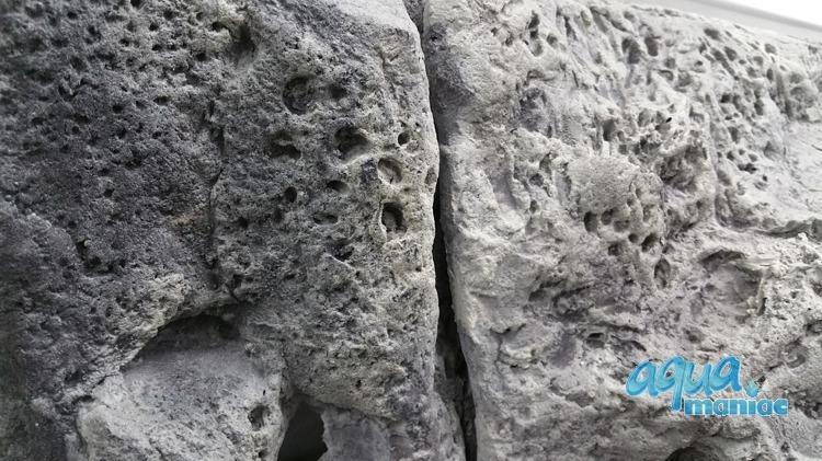 Modules of Limestone Background Size: 240X58cm (Fit:8Fx2F)
