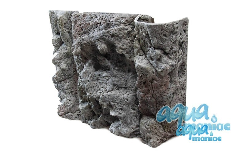 Modules of Limestone Background  97x45cm  For Fluval Roma 200