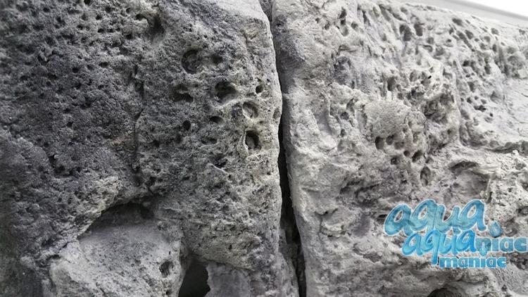 Modules of Limestone Background to fit 100X60cm aquarium