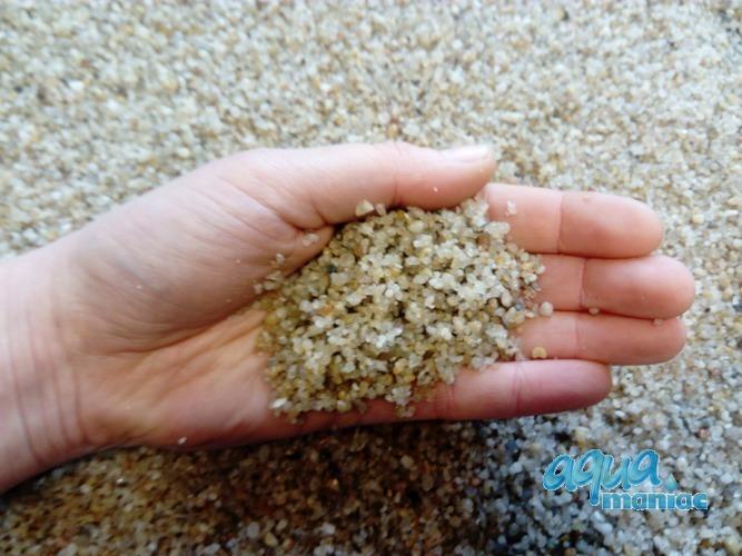 Natural Quartz Gravel Substrate 1-3mm