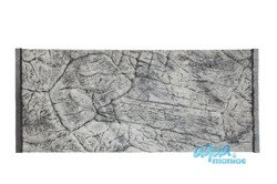 3D grey thin background 117x45cm