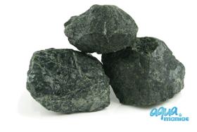 Green Rock for hardscape